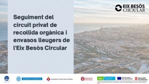 Read more about the article Reunió de seguiment del circuit privat de recollida orgànica i envasos lleugers de l'Eix Besòs Circular
